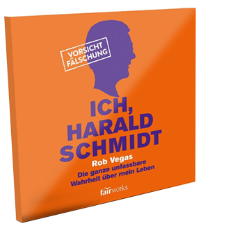 CD Cover Hörbuch Harald Schmidt
