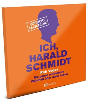 CD Cover Hörbuch Harald Schmidt